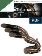 04mv Agusta Since 1945 - Scarichi:Exhaust