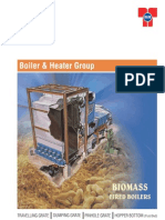 Biomass Fired Boilers