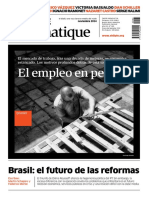 Le Monde Diplomatique. Noviembre 2014