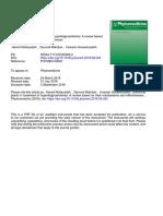Fitoterapia Para Hipertrigliceridemia