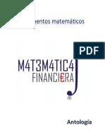 Antologia de Fundamentos Matematicos