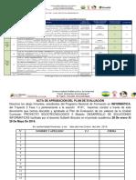 Plan de Evaluacion Pst 2 Fase 1 Tray2 Trimi