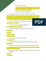 Test de Pata Negra-cuestionario