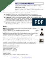 V1-OrION Tehnicke Karakteristike i Cene