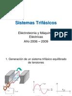 electrotecnia sistemas trifasicos