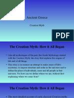 Myth of Creation