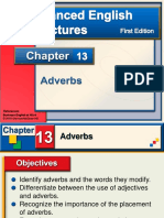 Adverbs 1st Edition Chap. 13
