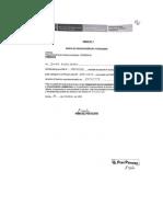 PROCESO CAS N° 009 - 2019 - PROMOTOR