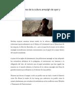 Grandes Mujeres de La Cultura Amazigh de Ayer y Hoy