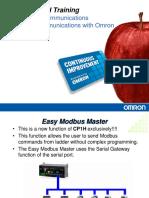 InfoPLC Net CP1H Modbus Inverter