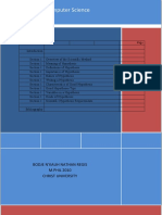 Foundation Hypothesis