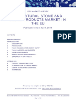 2010 Natural Stone EU Market Survey