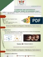 Suplementos Antioxidantes e Exercício de Endurance