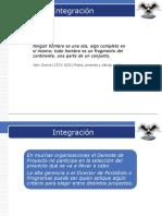 Clases de Admiinistracion y Gerencia v2 Integracion