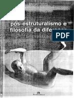 Michael Peters - Pós-estruturalismo e Filosofia da Diferença (2000, Autêntica Editora).pdf