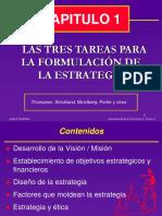 Capitulo 1 - Formulacion de La Estrategia
