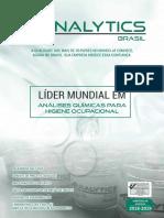 Diretório de Serviços Analytics Brasil 2018 2019