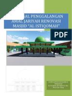 Proposal Renovasi Masjid Al Istiqomah