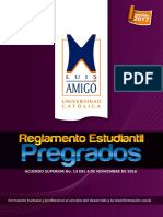 Reglamento Estudiantil Pregrado-2017