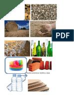 Material Natural y Material Artificial