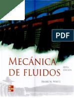 Mecanica de Fluidos 6ª Ed Frank M White