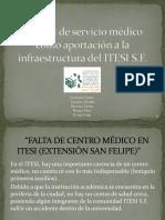 Unidad Medica en El ITESI