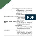 Task Procedure 8.8 Catch the Fish - Grammar Activity
