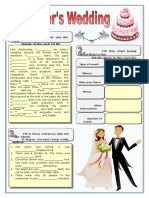 My Sisters Wedding Was or Were Grammar Drills Writing Creative Writing Tasks 87770