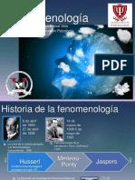 Pesentación fenomenología