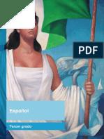 Primaria Tercer Grado Espanol Libro de Texto