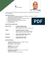 Paulo Resume 2019