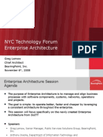 Enterprise Architecture Lo Mow