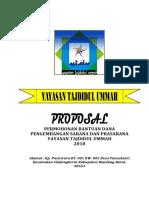 PROPOSAL Ajuan Permohonan Hibah  prasarana Gubernur Jawa Barat 2018.docx