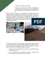 Casos de Investigación científica y tecnológica en Guatemala.docx