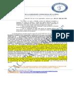 Beneficio de La Suspensión Condicional de La Pena