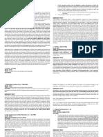 Commrev Digests - Titles III-IV