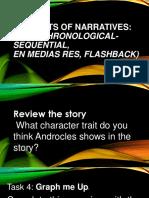Elements of Narratives