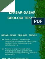 Dasar Geotek