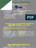DIAPOSITIVA SOBRE ESTADÍSTICA DE LOS TRASTORNOS MENTALES EN AMÉRICA LATINA Y EL CARIBE (3)