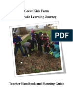 learning journey teacher handbook