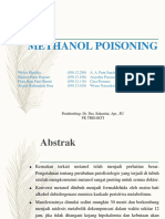 Jurnal Methanol Poisoning - FK Trisakti