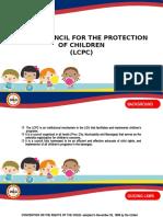 LCPC Presentation