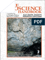 The Geoscience Handbook AGI DATA SHEETS (4th Edition) (1)