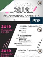 Pengembangan Soft Skill Mahasiswa Pra-PKL
