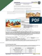 Historia Del Perú - 1er Año - I Bimestre - 2014 - PARTE 3