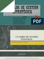 Modelos de gestión estratégica