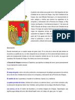 Escudo de Chiapas