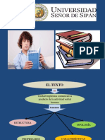 Diapositivas El Texto