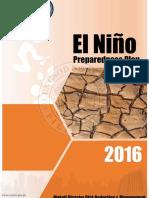 Makati City El Nino Preparedness Plan