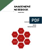 ted626management notebook pt